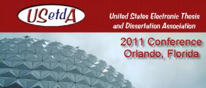 USETDA 2011 Conference Logo