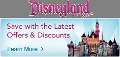 Disney combo promo
