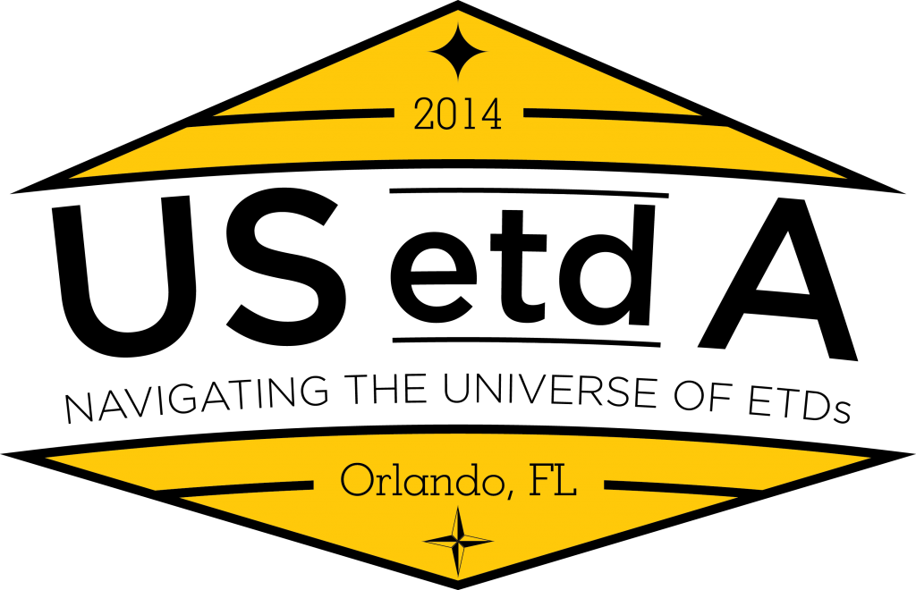 USETDA 2014 Logo